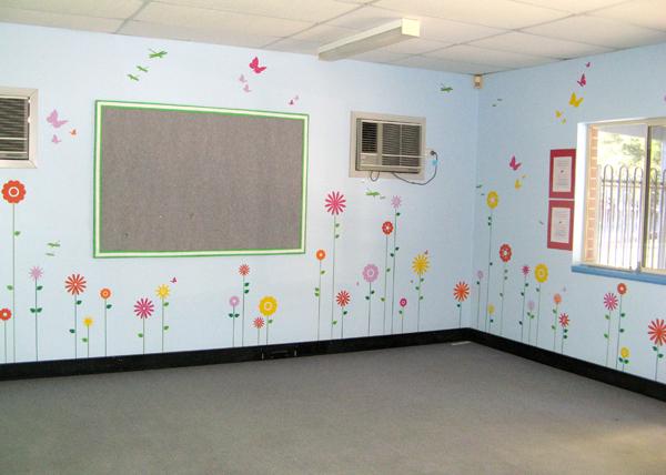 preschool wall decals