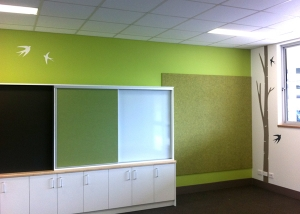 school classroom tree wall decal