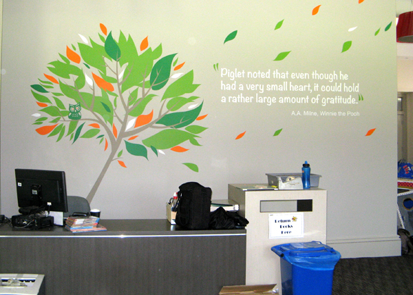 Superior School Library Wall Decal At Sunrise Christian School Part 13
