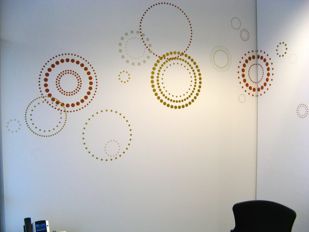 meeting room wall decals, office wall decals