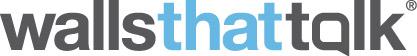 WallsThatTalk – wall graphics, custom signage, wall decals Logo
