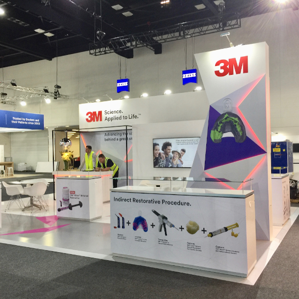 large scale custom wallpaper for exhibitions – Suwito, Adelaide Convention Centre
